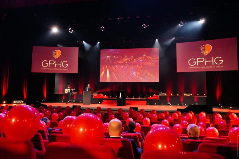 Rahmen der GPHG Preisverleihung 2020