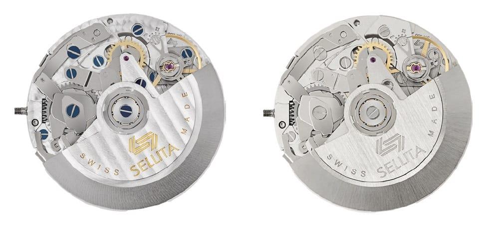 Das Sellita Chronographen-Kaliber SW500