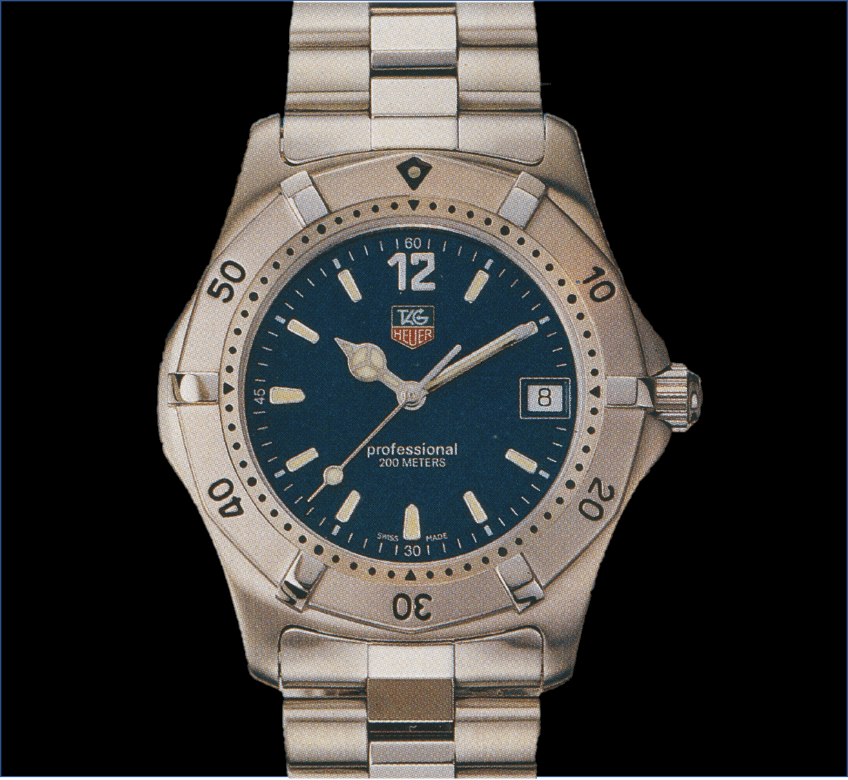TAG Heuer 2000 Classic ab 1998