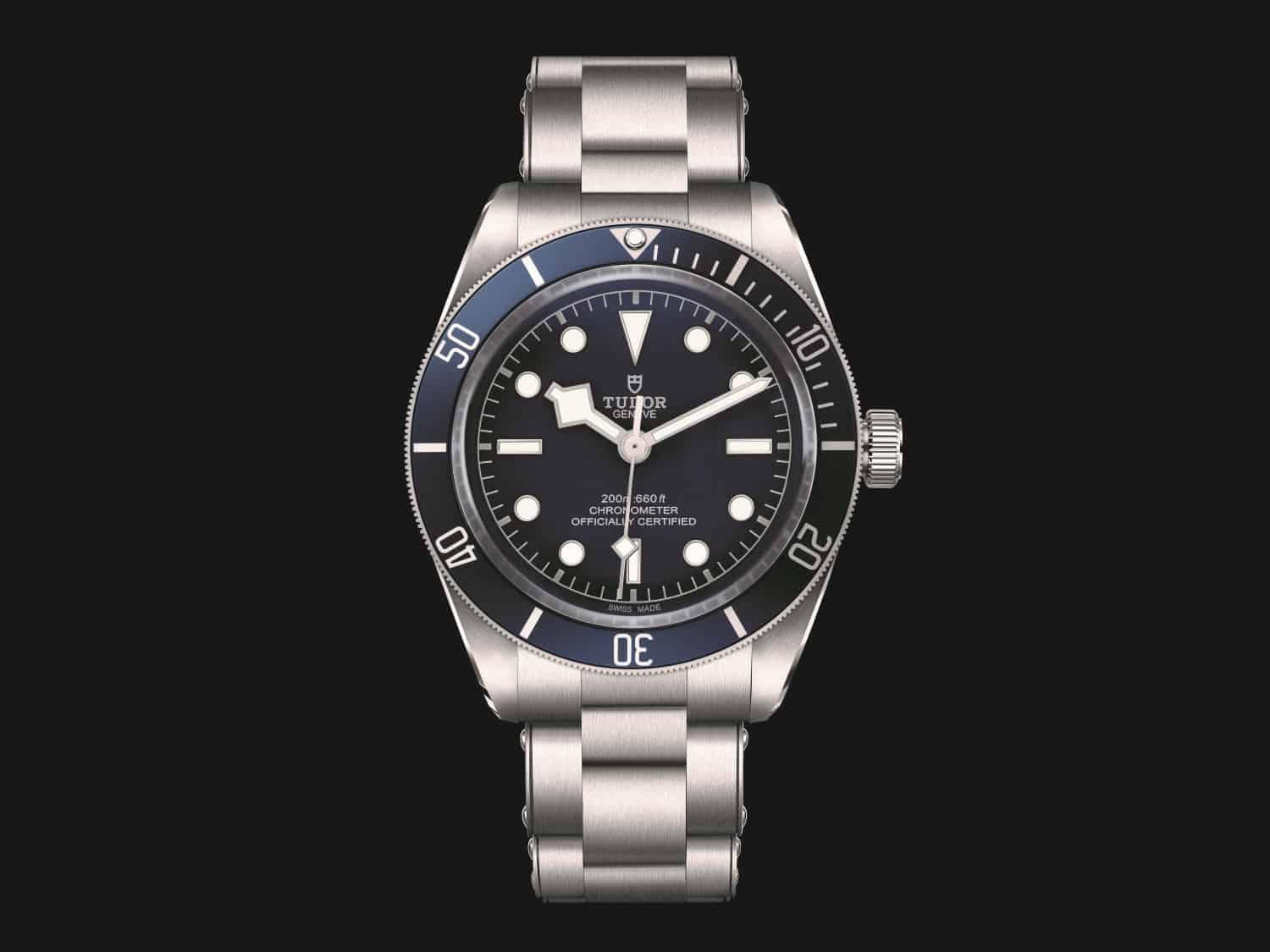 Tudor Black Bay Fifty-Eight GPHG 2020