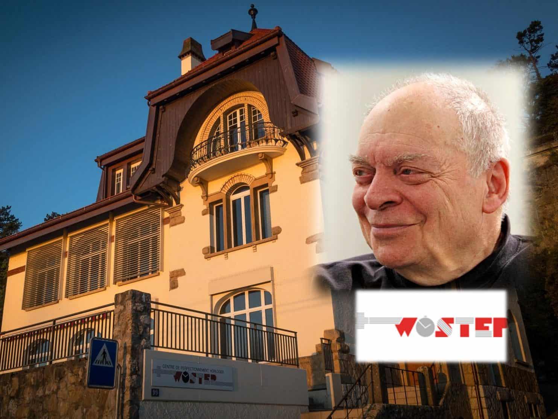 WOSTEP Foundation und Antoin Simonin GPHG 2020