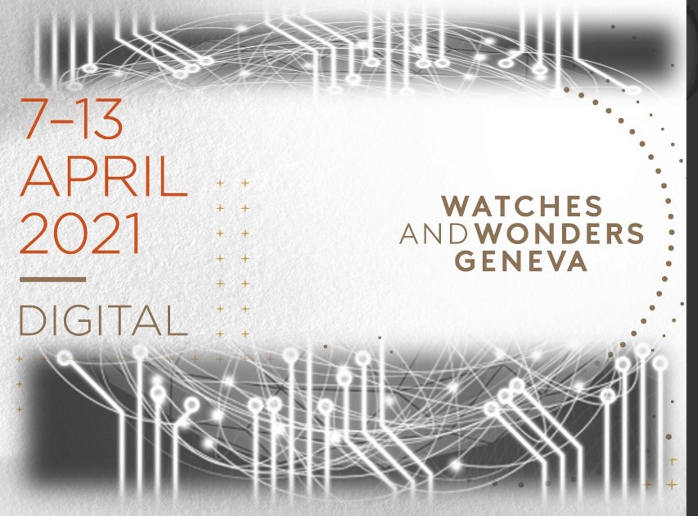 Watches and Wonders 2021 Digital Uhrenkosmos