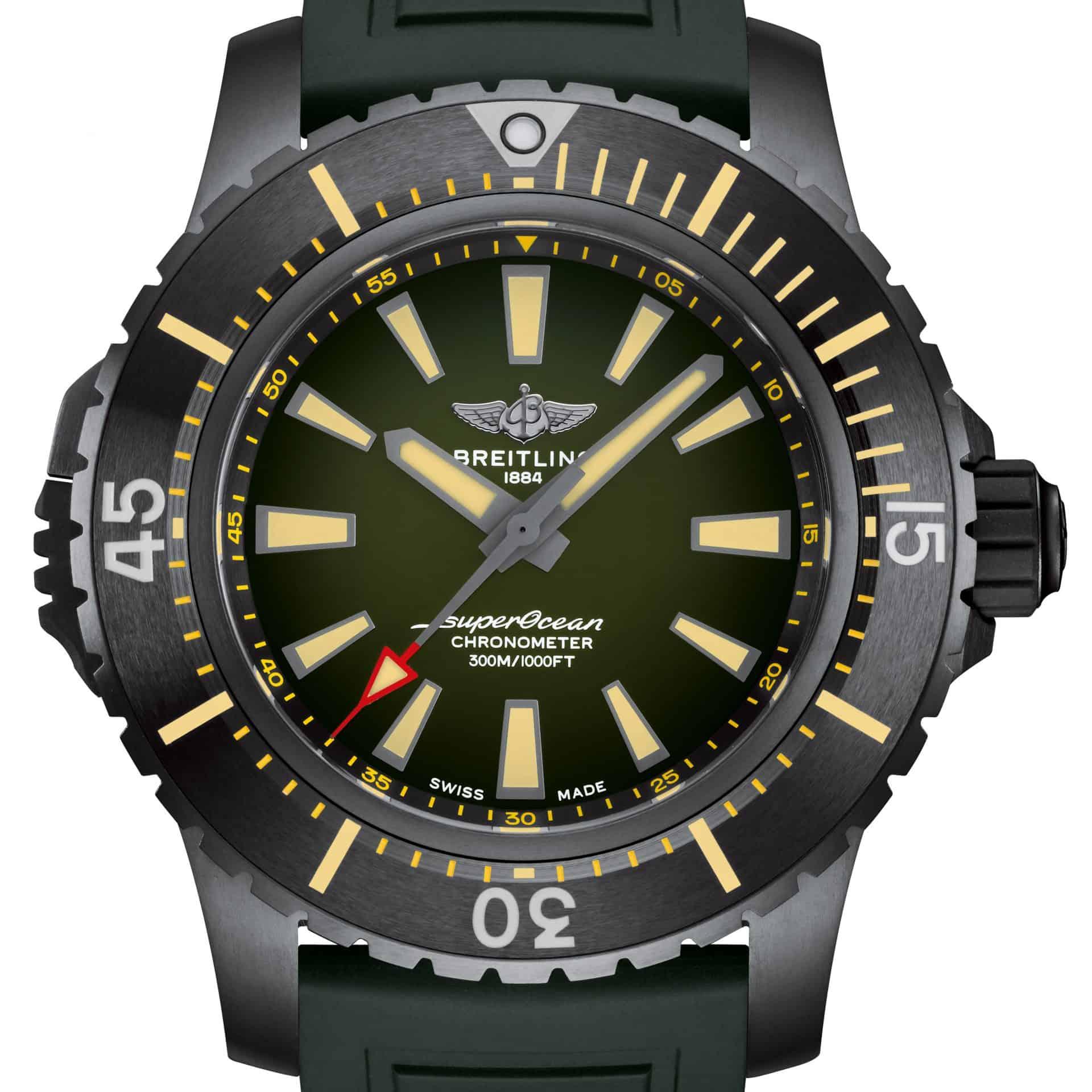 Breitling Superocean Automatic 48 Boutique Edition GPHG 2020