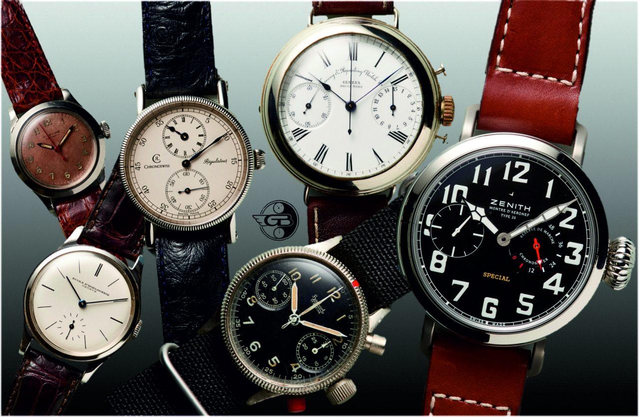 Eine Frage der inneren Größe: Durchmesser von Armbanduhren im Laufe der Zeit