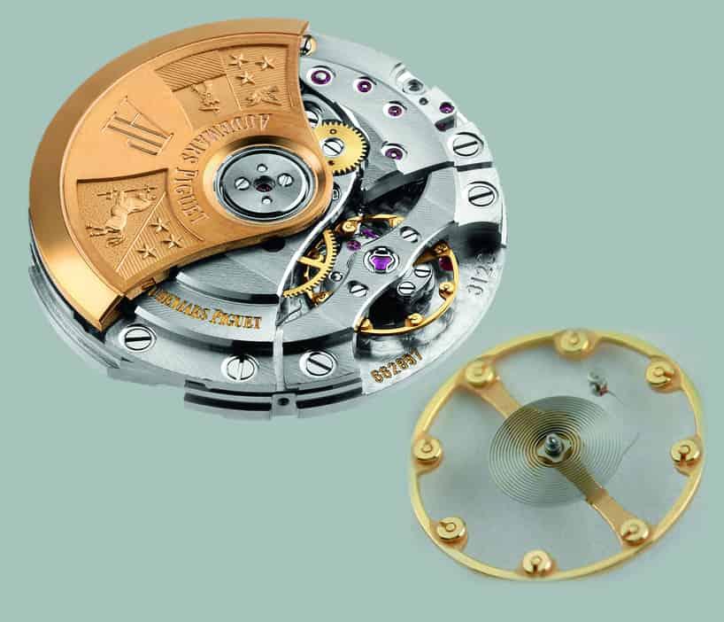 Audemars Piguet Manufakturkaliber 3120 von 2004 Uhrenkosmos
