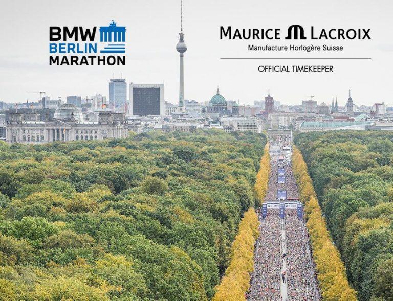 Maurice Lacroix Partnerschaft Berlin Marathon