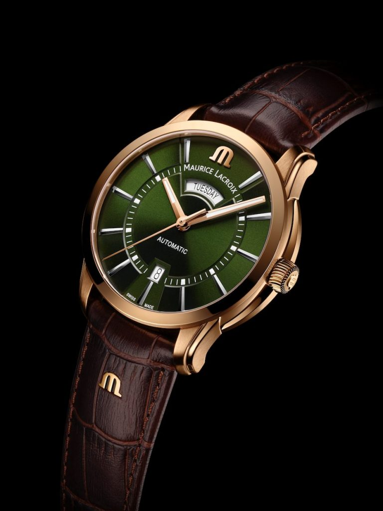 Maurice Lacroix Pontos Day Date 2020