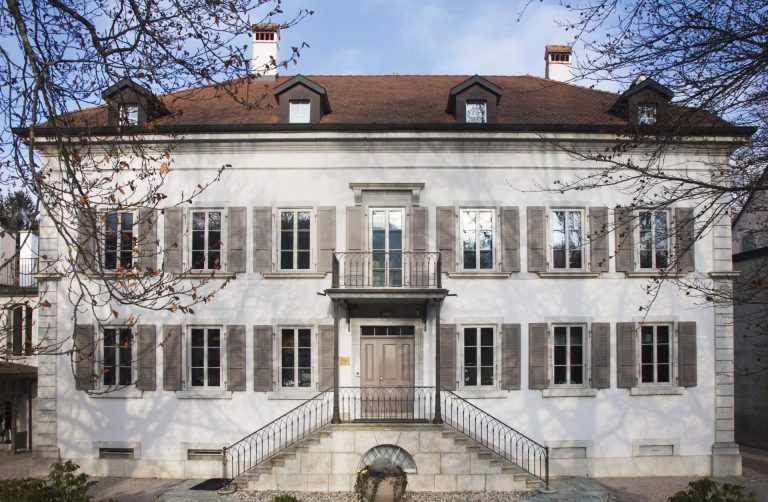 Parmigiani Fleurier Headquarter
