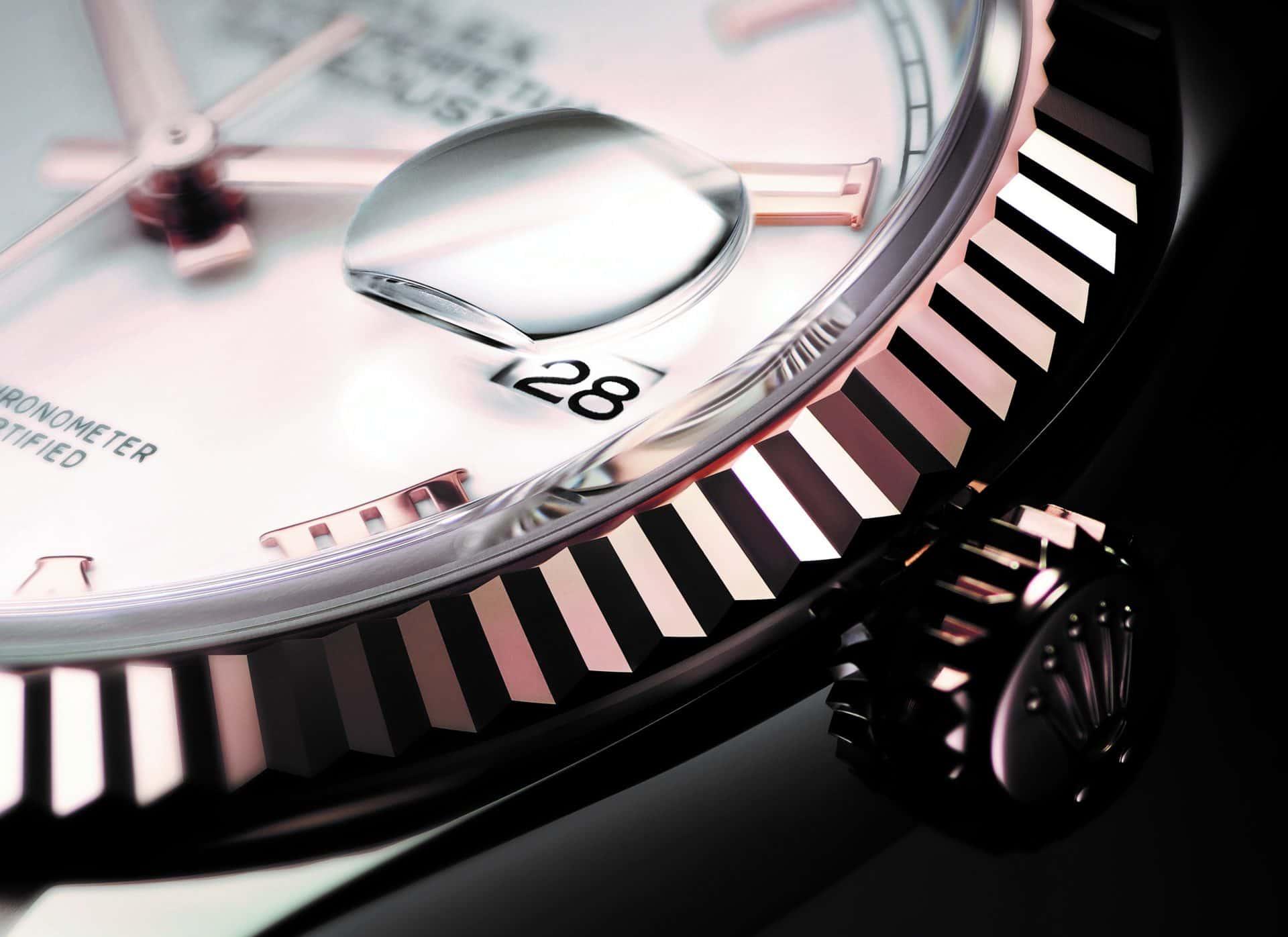 Rolex Innovationen und ihre Bezeichnungen