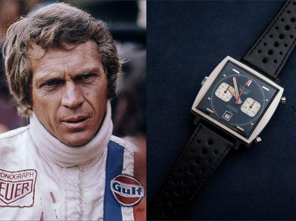 Heuer Monaco Steve McQueen: Das ist ein Rekordpreis!