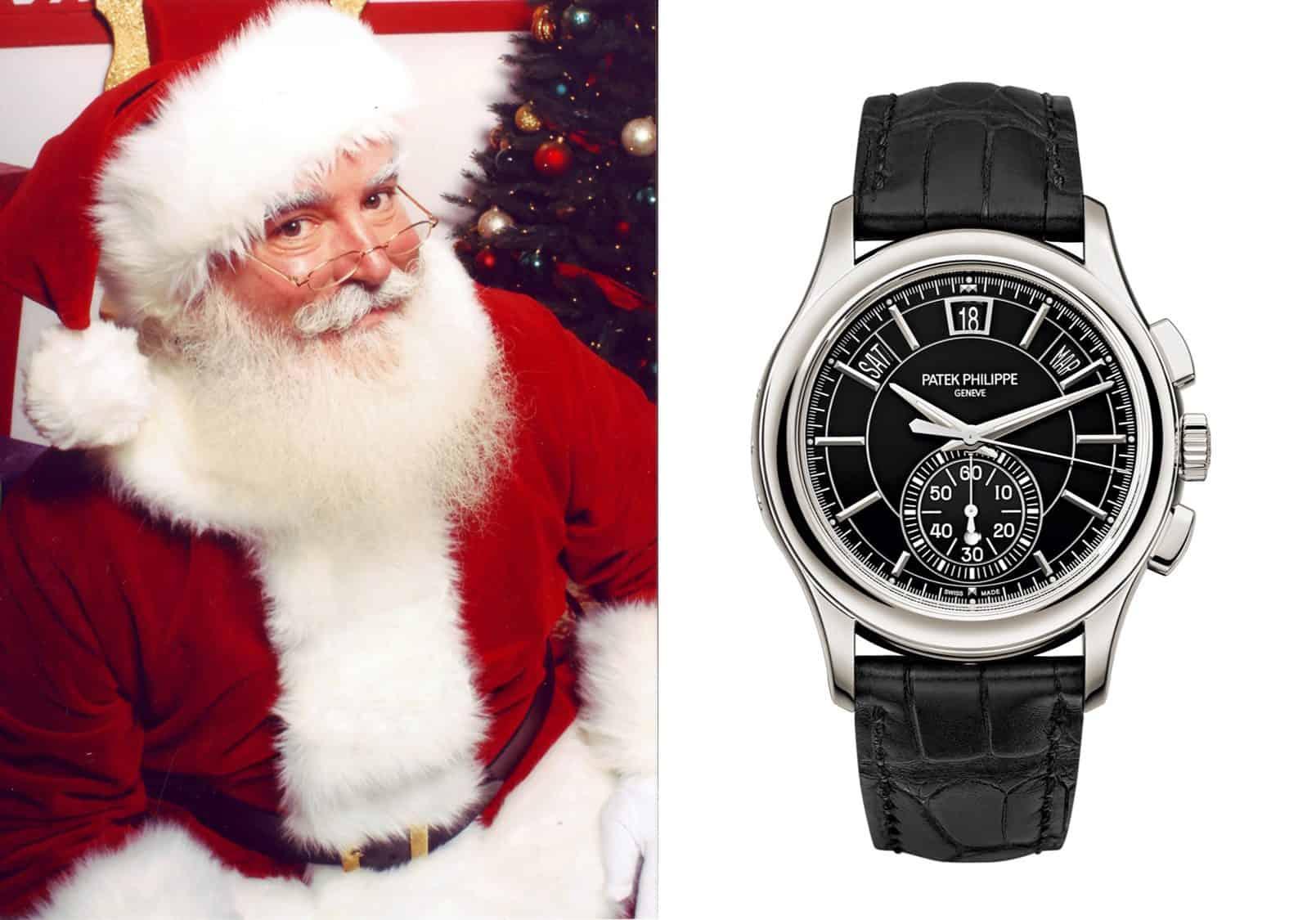 Nachgeforscht - die Uhr vom WeihanchtsmannDie Uhr vom Weihnachtsmann!