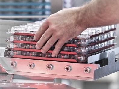 COSC Container Prüfuhren