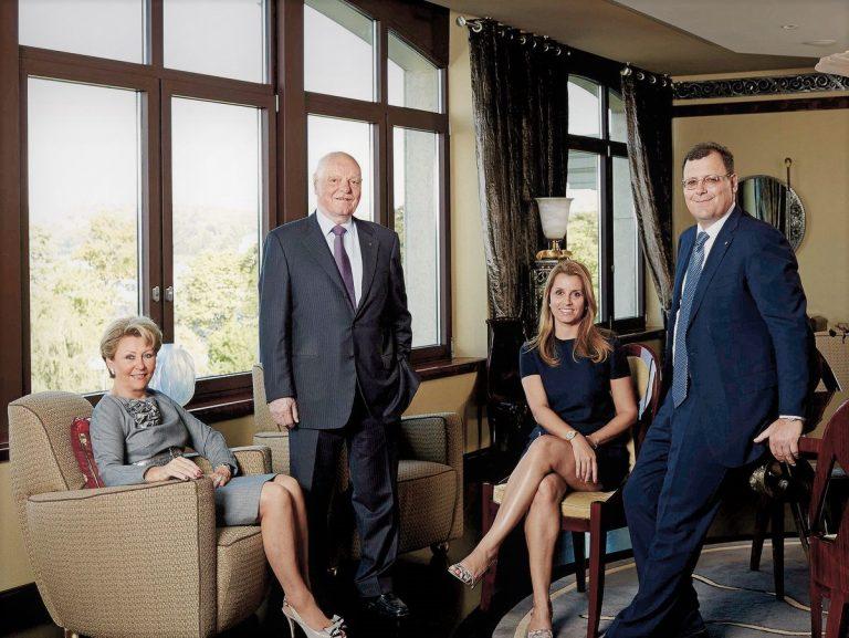 Familie Stern Eigentümer Patek Philippe