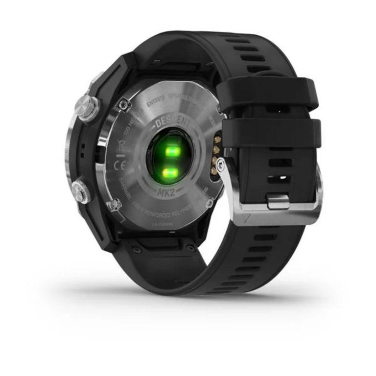 Garmin Descent Mk2i Sensoren
