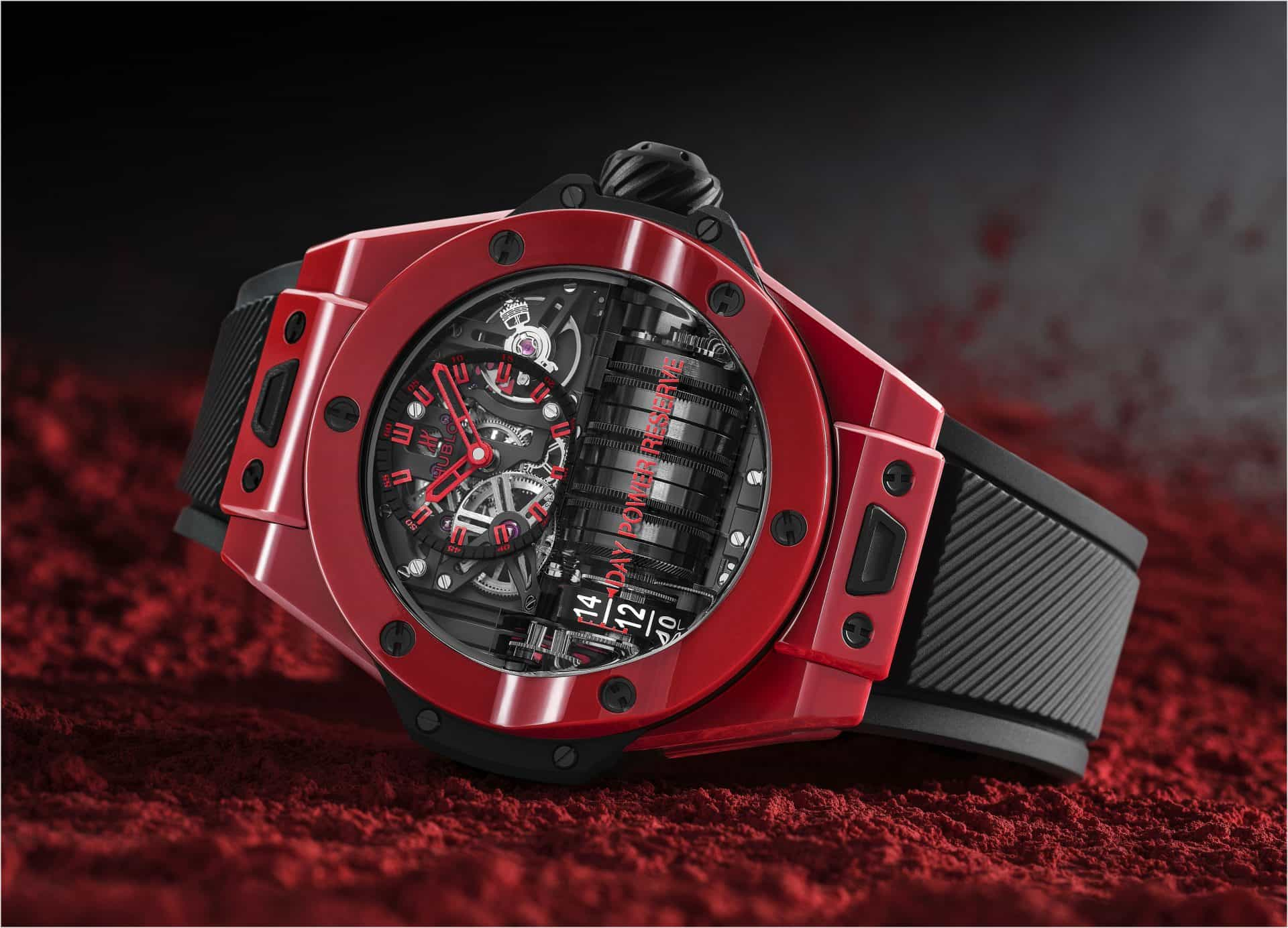 Hublot Big Bang MP-11 Red Magic, 2018