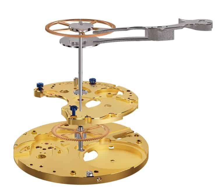 Lang Heyne Albert Chronograph Caliber IV doppelter Nullstellhebel C Uhrenkosmos