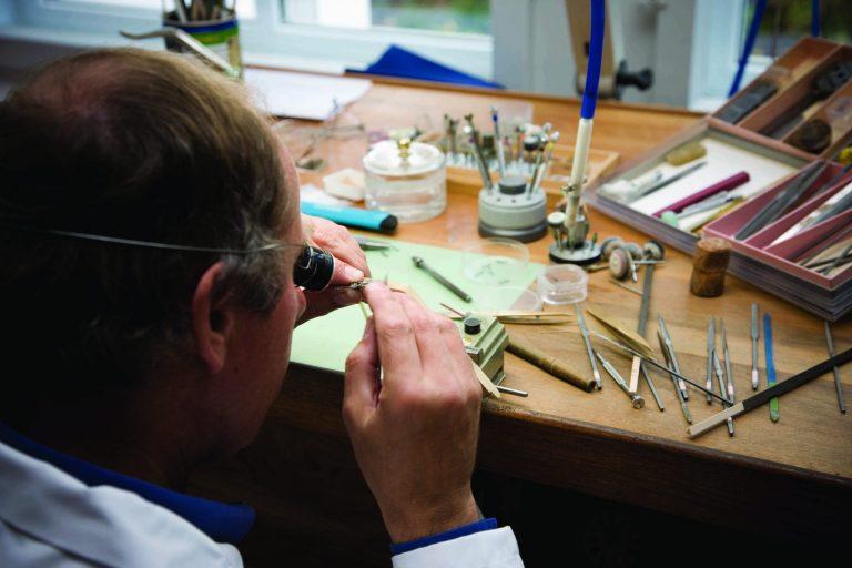 Finissage Montblanc Manufaktur
