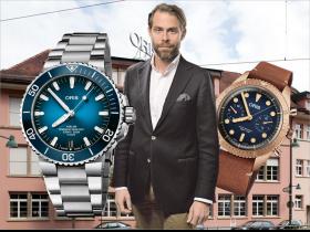 """Rolf Studer, Co-CEO Oris: """"Schwierige Zeiten sind Chancen für die Mutigen."""""""