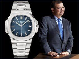 Thierry Stern: Die Patek Philippe Nautilus in Stahl wird eingestellt