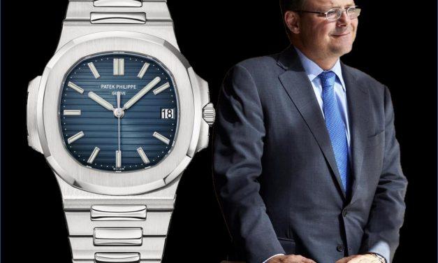 Thierry Stern: Patek Philippe Nautilus in Stahl wird eingestellt