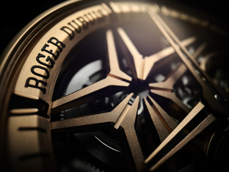 Roger Dubuis Excalibur Double Flying Tourbillon Spider Look