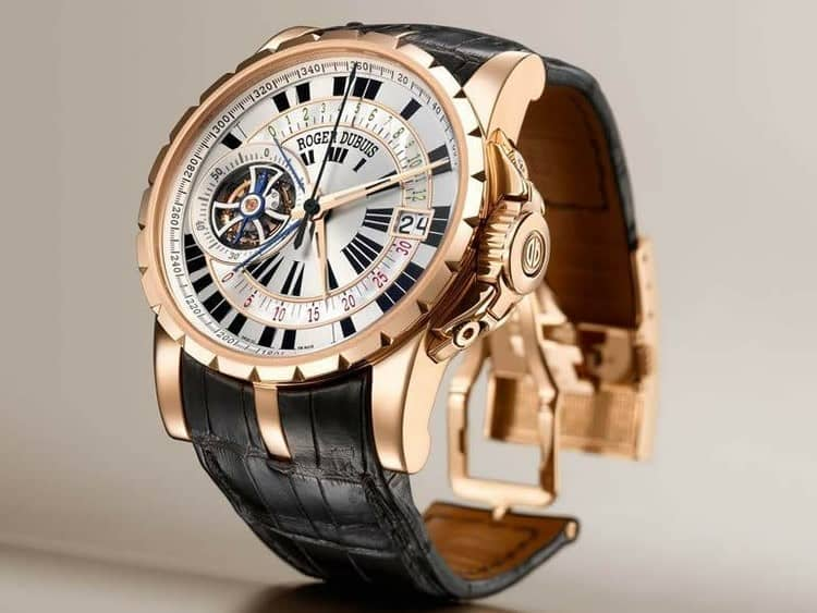Roger Dubuis Excalibur just for kings Flying Tourbillon Kaliber RD 06 2007