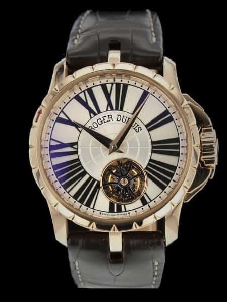 Roger Dubuis Excalibur Tourbillon Minutenrepetition