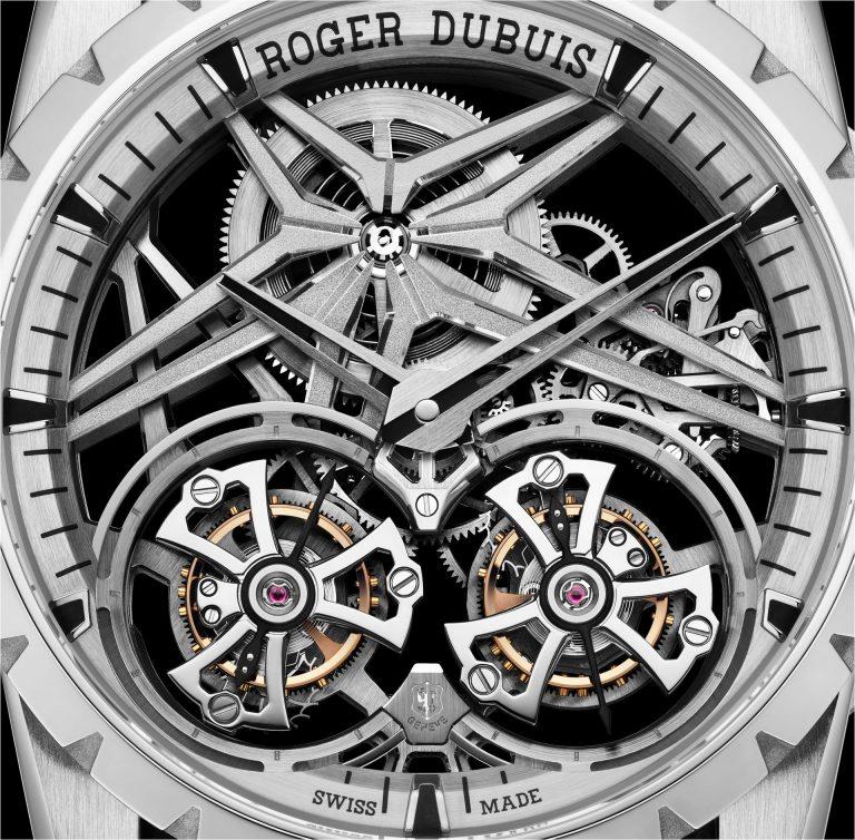 Roger Dubuis Kaliber RD108SQ