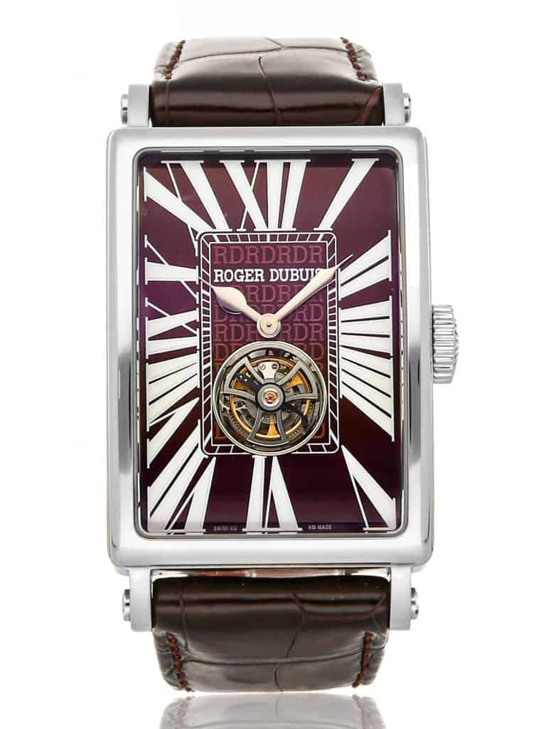 Roger Dubuis Much More Tourbillon Bild Sothebys