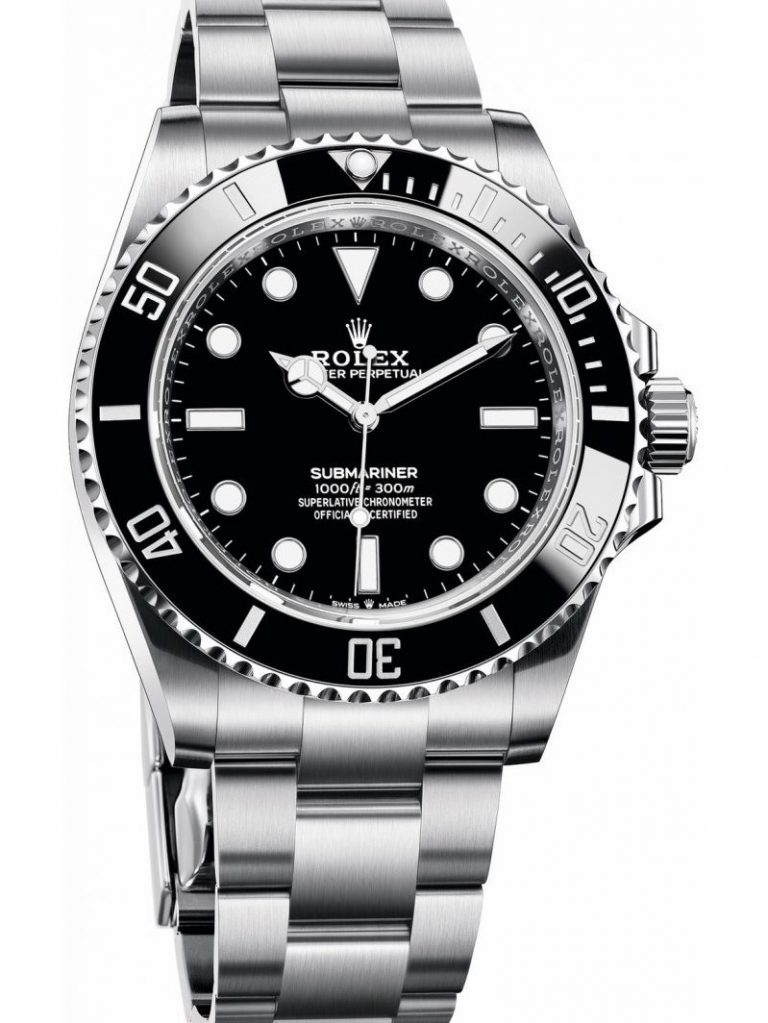 Rolex Oyster Perpetual Submariner 124060