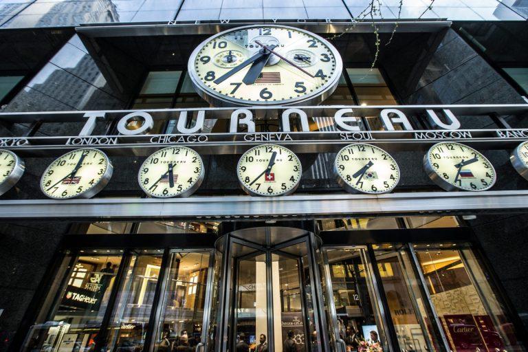 Tourneau Time Machine New York Headoffice