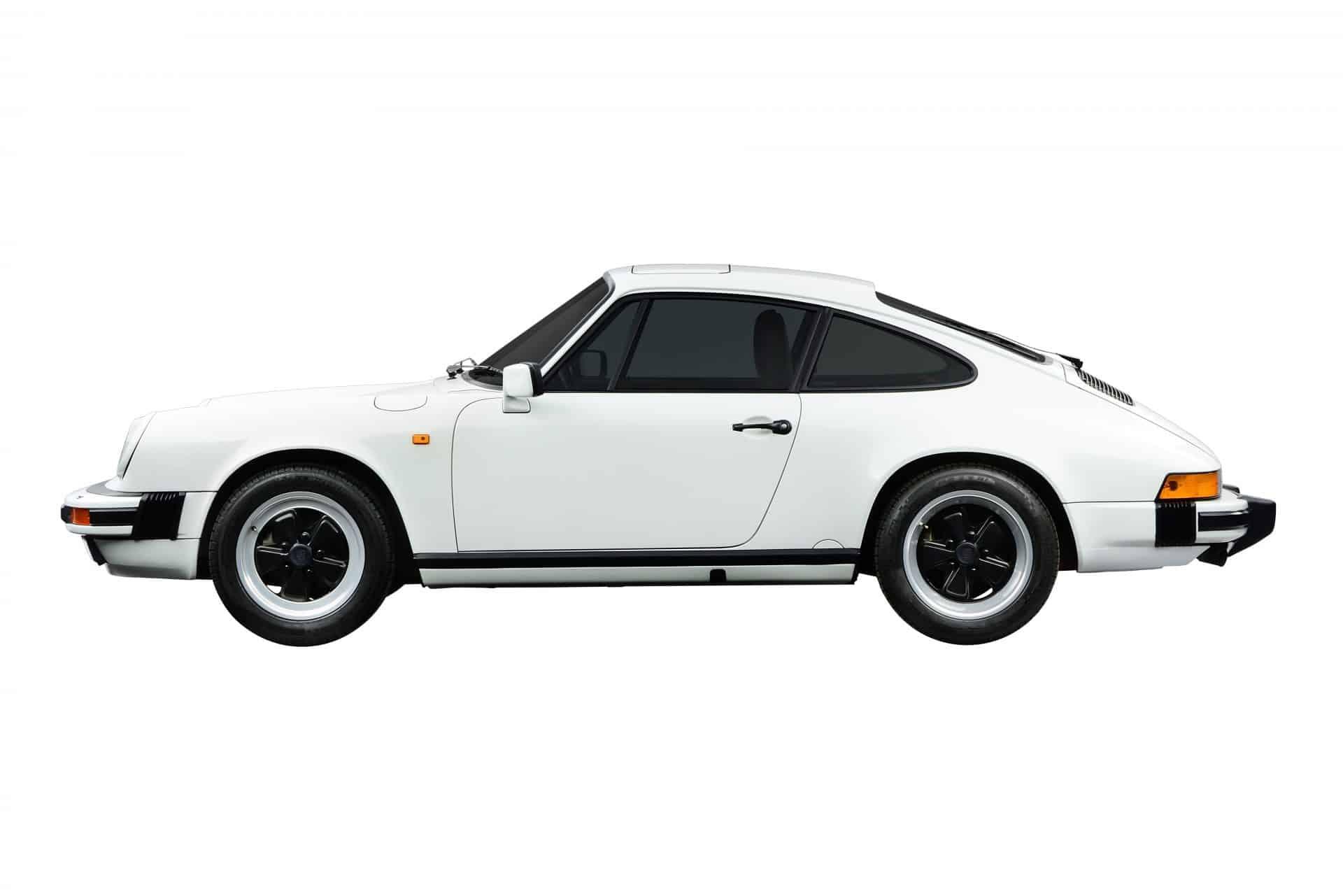 Porsche 911, Modelljahr 1973