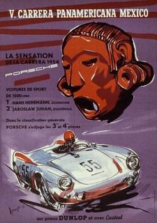 Carrera Panamericana Poster 2