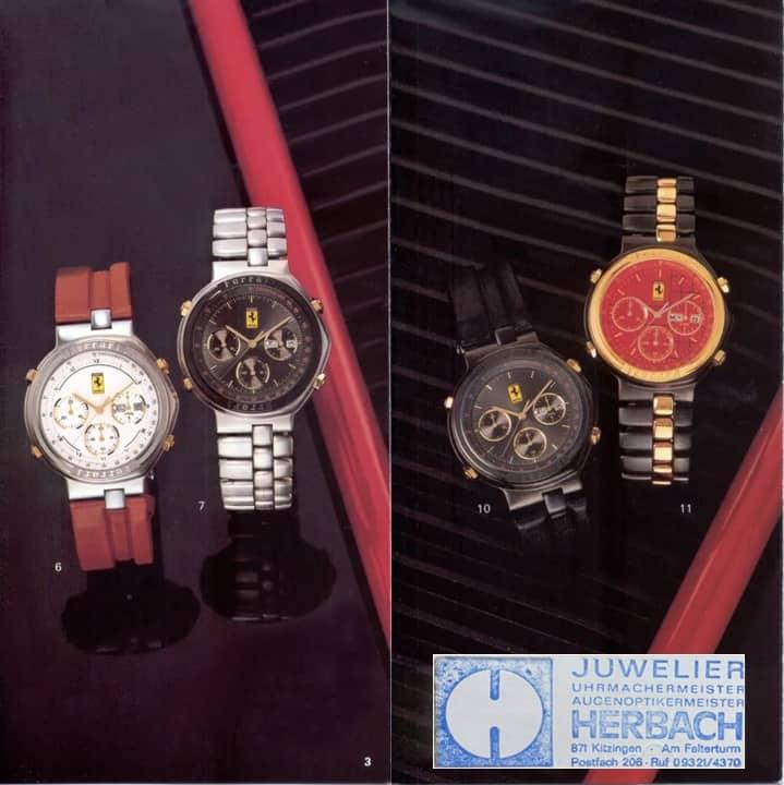Ferrari Uhren