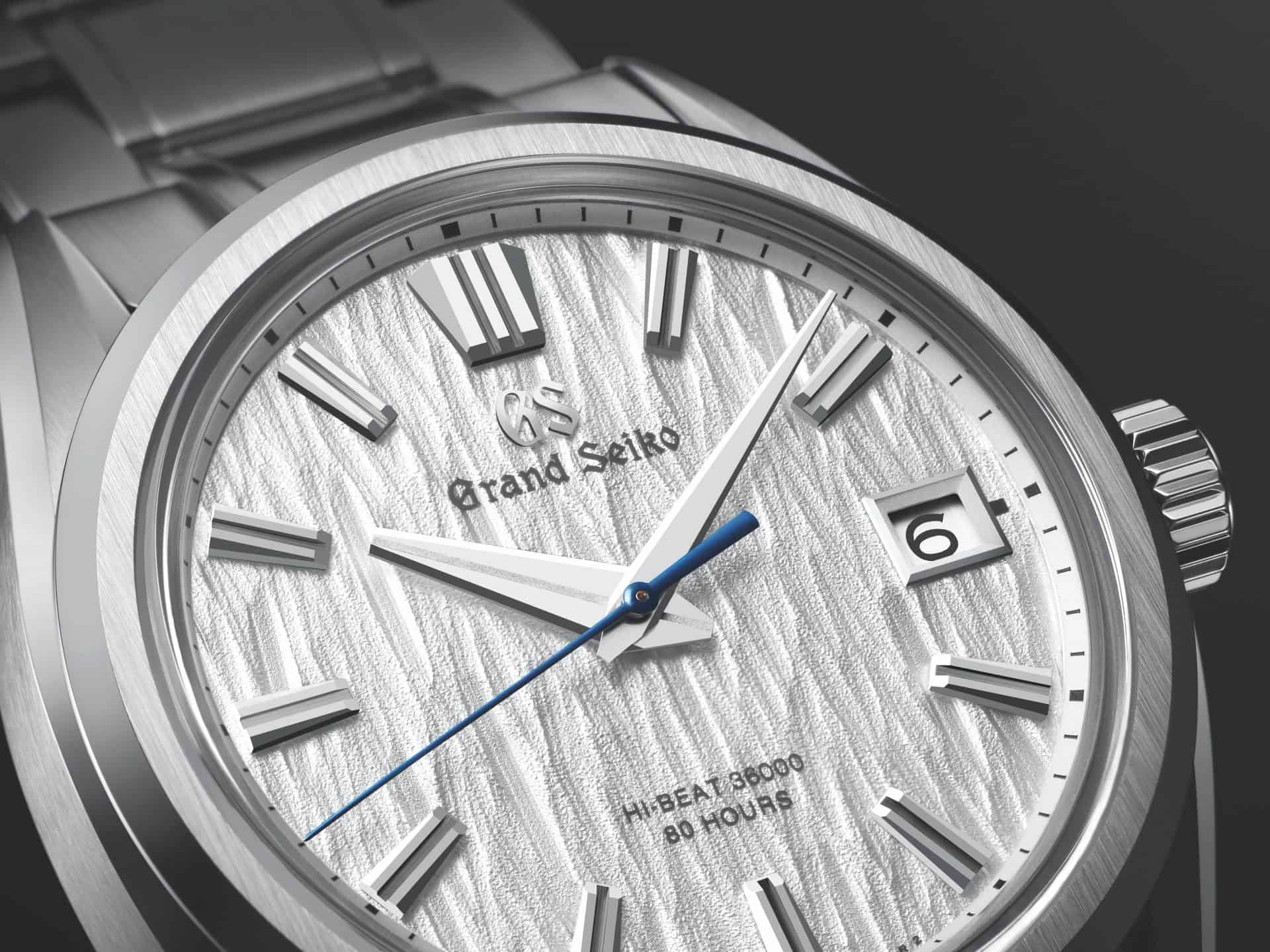 Grand Seiko Referenz SLGH005