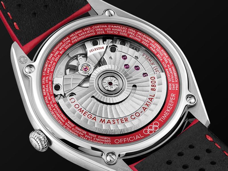 Olympia Master Chronometer Kaliber 8800