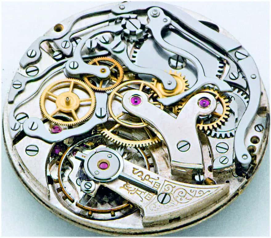 Minerva Manufaktur Handaufzugskaliber 17-19