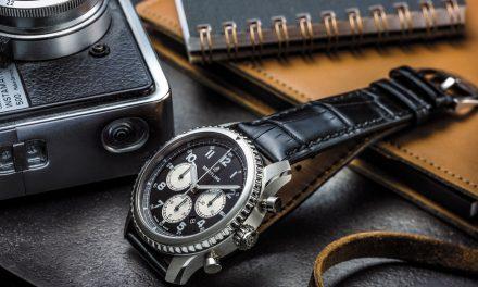 Breitling Navitimer 8 und Super 8 sind sportliche Uhrenklassiker