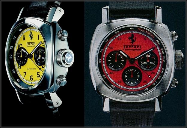 Ferrari Modelle Panerai Ferrari FER00011 und FER00013