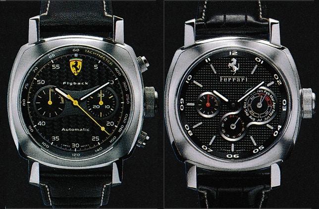Panerai Ferrari FER00014 und FER00015