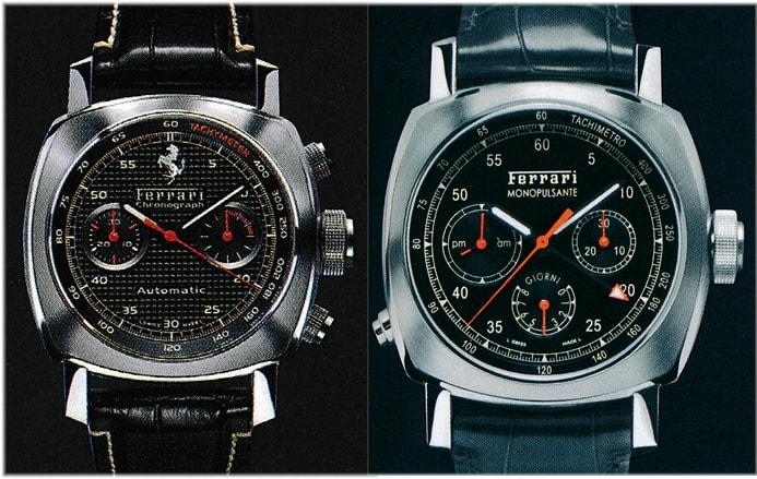 Panerai Ferrari FER00018 und FER00020