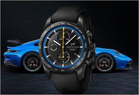 Porsche Design Chronograph 911 GT3: Sportlich, funktional und individuell