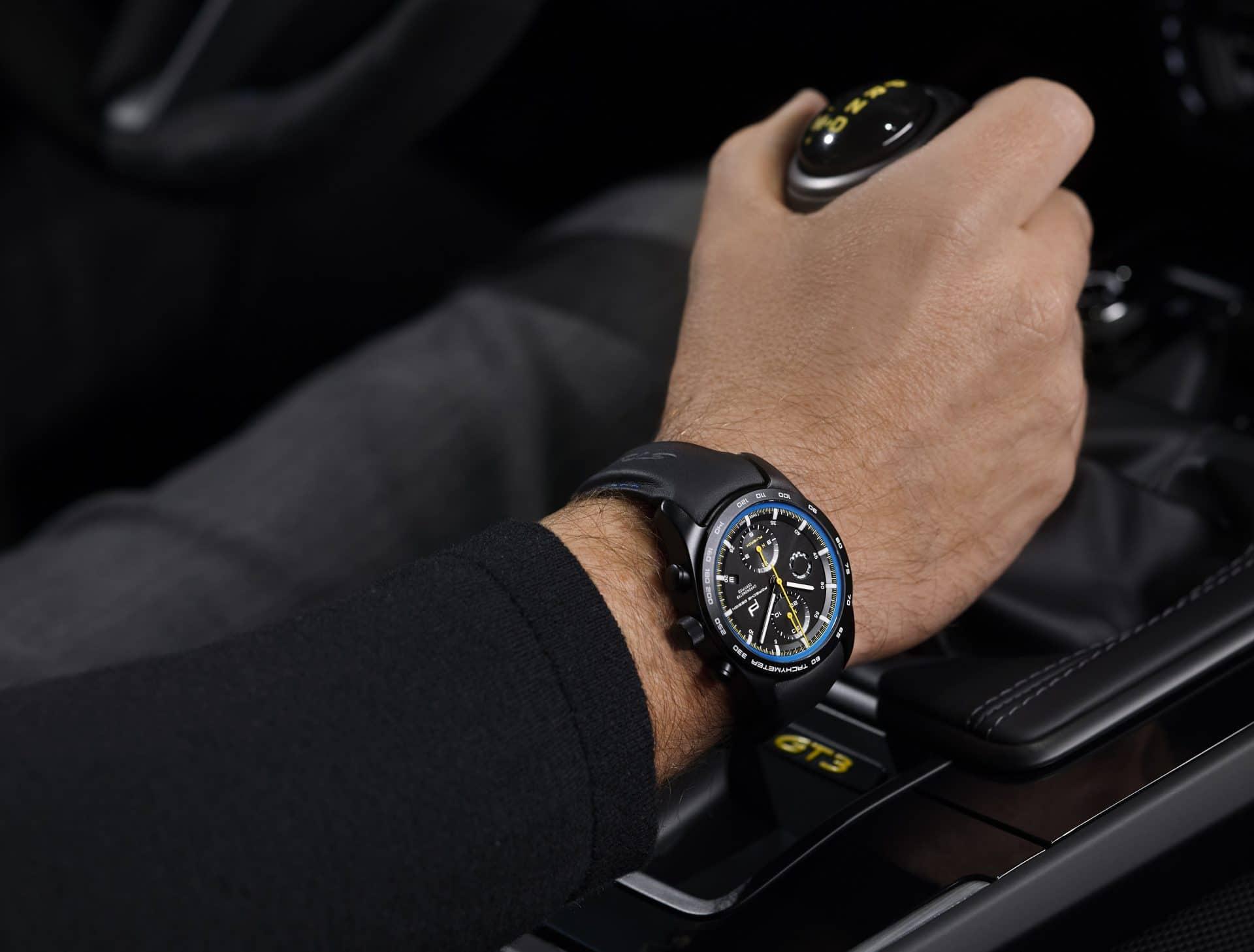Porsche Design Chronograph 911 GT3 Wristshot