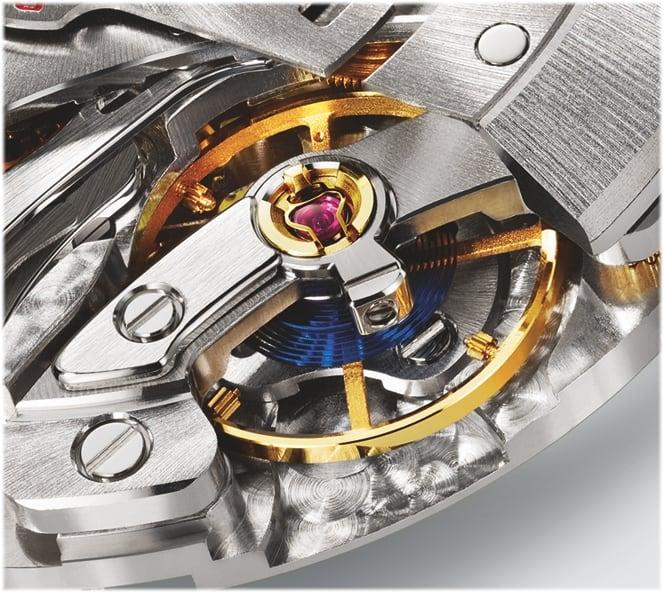 Rolex Kaliber 3235 Breguetspirale