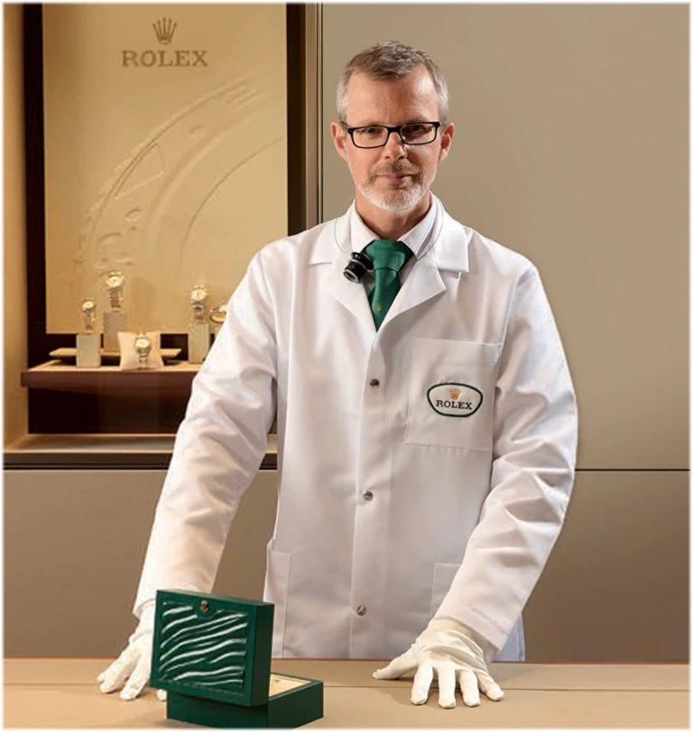 Rolex Kundendienst Empfang New York