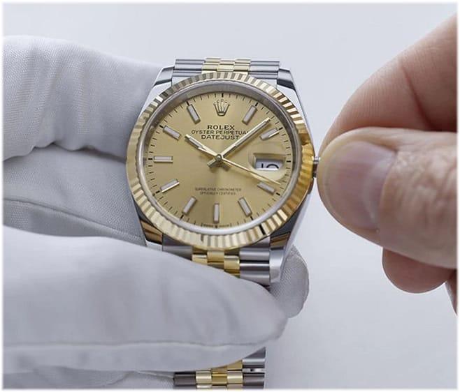 Rolex Kundendienst