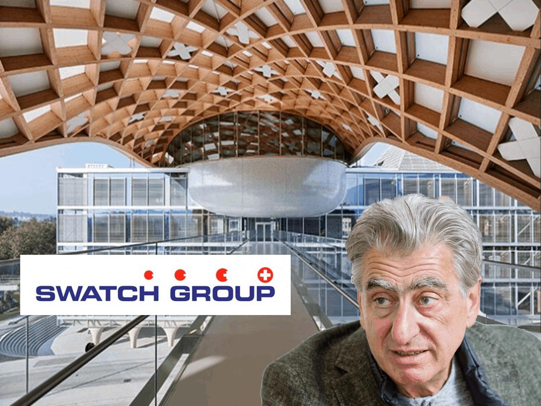 Swatch Konzern Ergebnis 2020Corona bringt Swatch Konzern ersten Verlust in der Geschichte