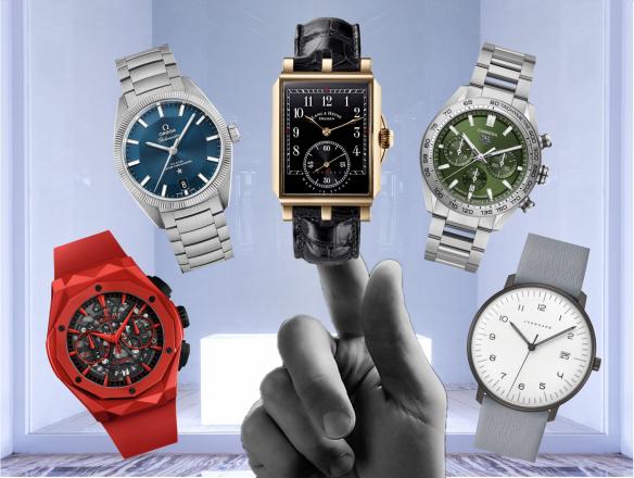 Welche Uhr passt zu mir? Eine kleine Stilkritik