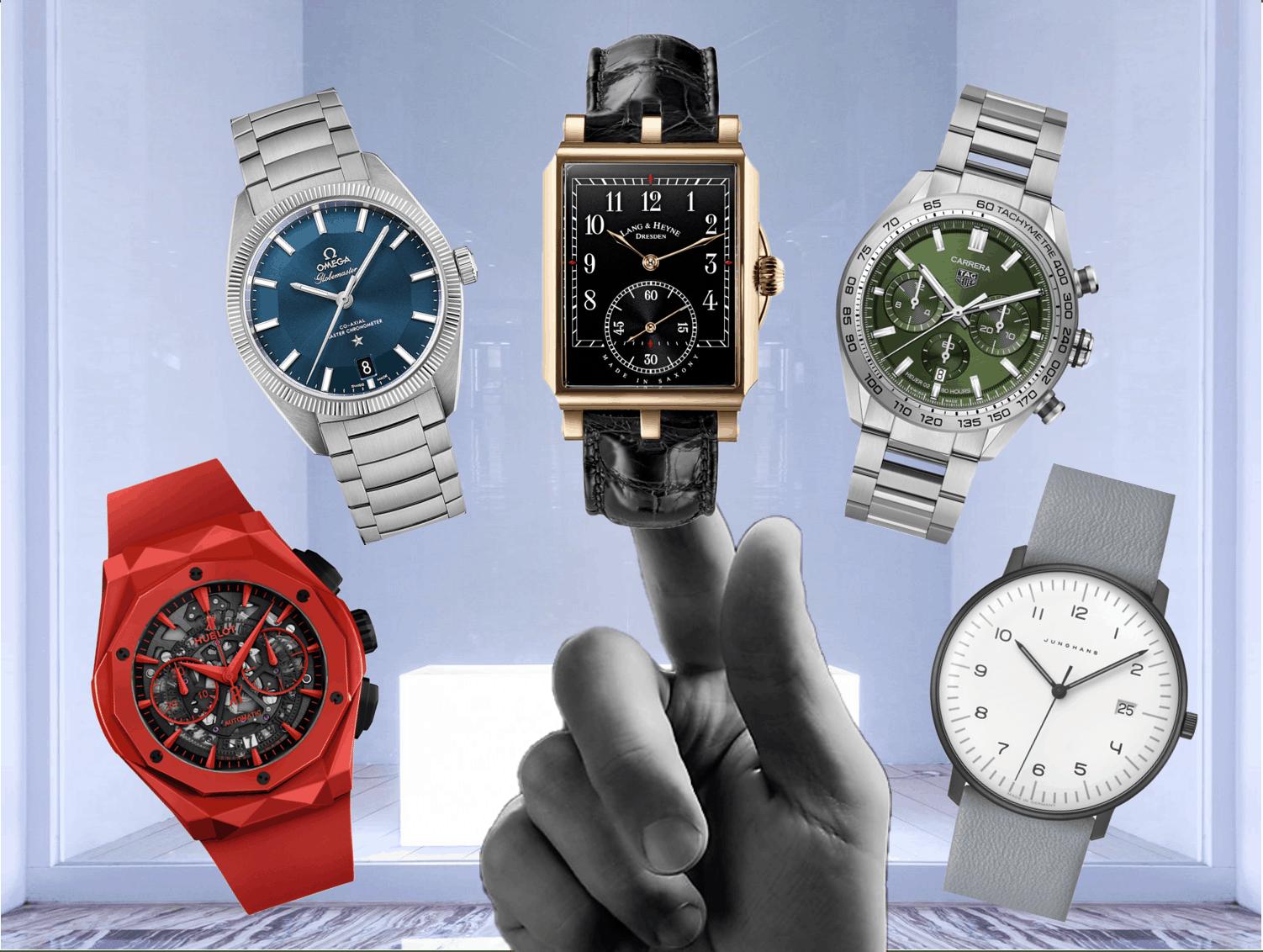 Welche Uhr passt zu mir kleine Stilkritik