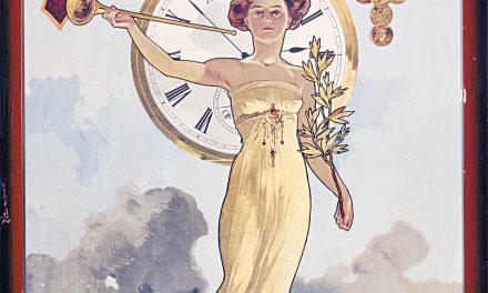 Historische Werbemotive für Uhren: Das waren noch Zeiten!